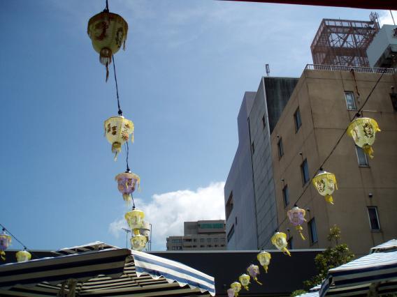 横浜博覧館屋上