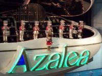 アゼリアの時計人形
