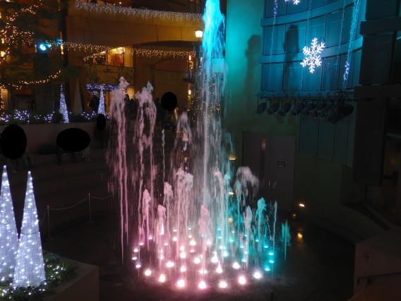 ラ・チッタデッラ噴水