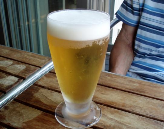 Daiランチビールの画像