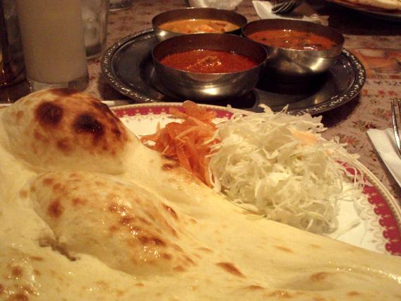 センター南インド料理motiさん