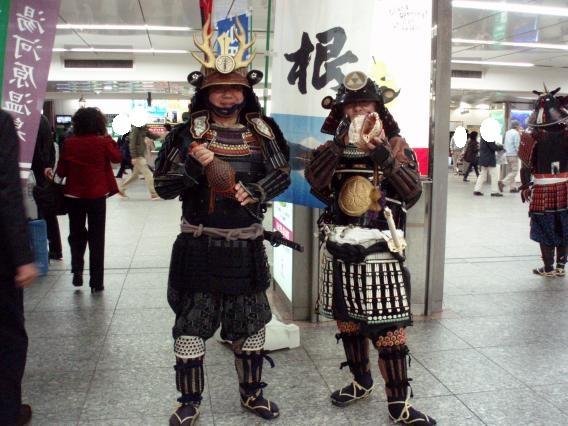 小田原宣伝at横浜駅