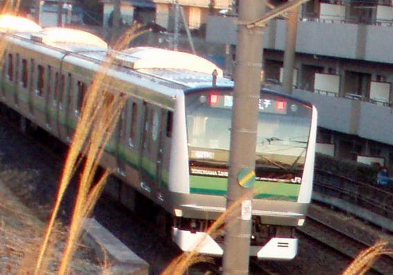 横浜線E233