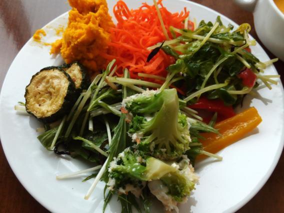 サラダとお惣菜