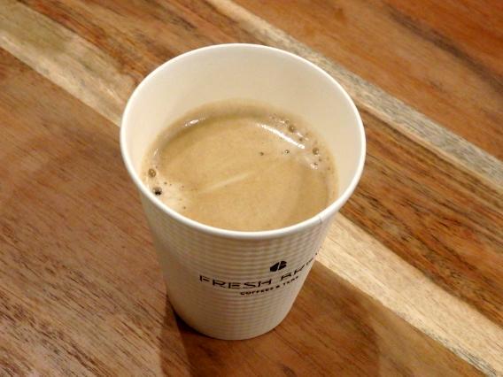 十日市場ビアバーTDM1874さんのお店のコーヒー