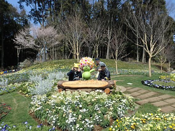 里山ガーデン20170318 (26)