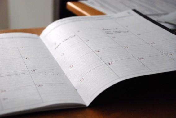 schedule帳